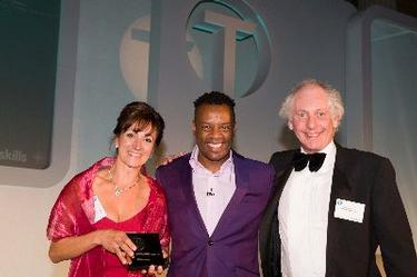 Clare Concannen Receives NTA Award for Mentoring Programme